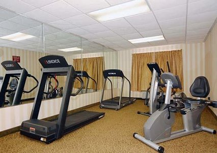 Comfort Suites of Southport - Excercise Room