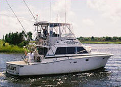 Impulsive Charters - 38 ft. Bertram