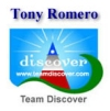 Tony Romero - Team Discover