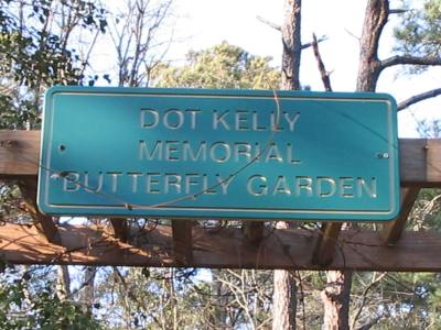 Dot Kelly Memorial Butterfly Garden