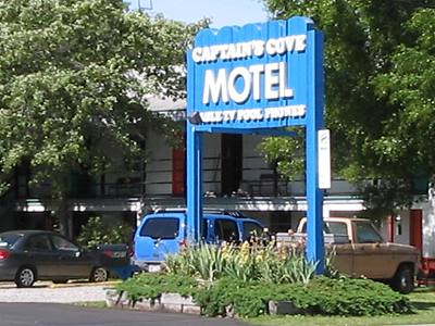Captain's Cove Motel