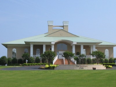 The Founder's Club Restaurant at St. James Plantation