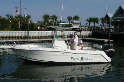 Parrot Head Charters & Recreational Boating Services