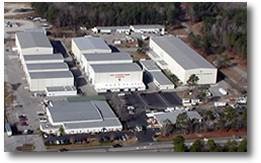 Screen Gems Studios in Wilmington, North Carolina