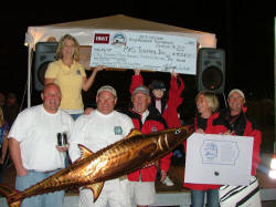 2010 U.S. Open King Mackerel Tournament Winners