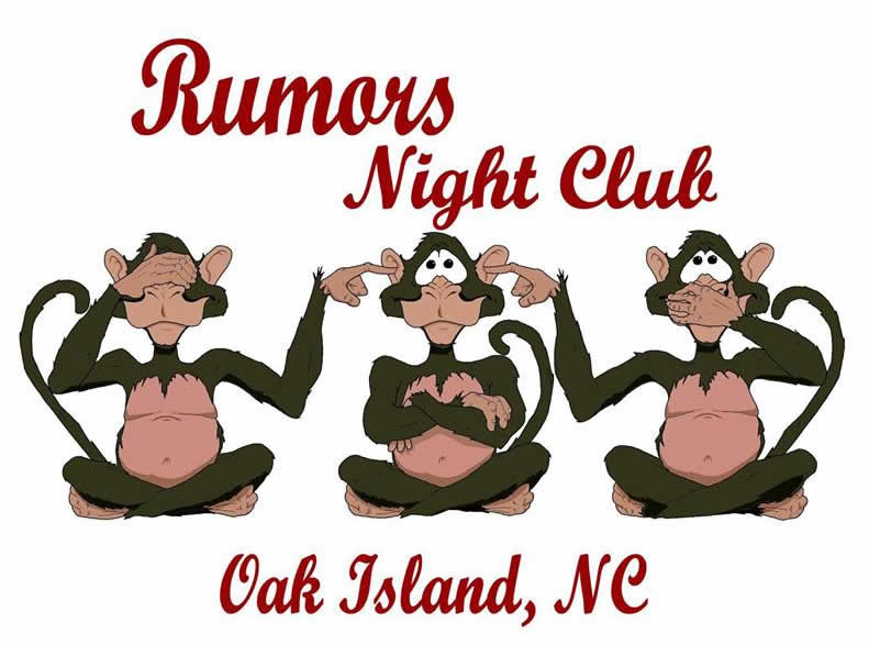 Rumoers at the Beach - Oak Island