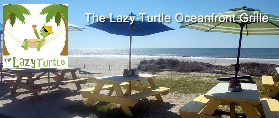 The Lazy Turtle Oceanfron Griller & Bar